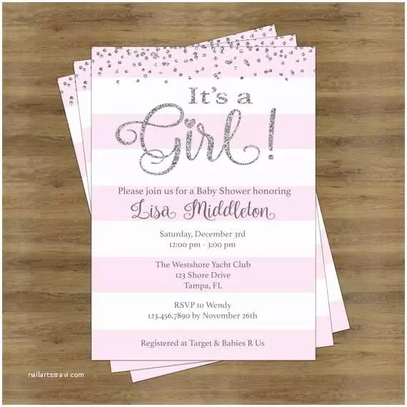 Baby Shower Invitations Ideas Its A