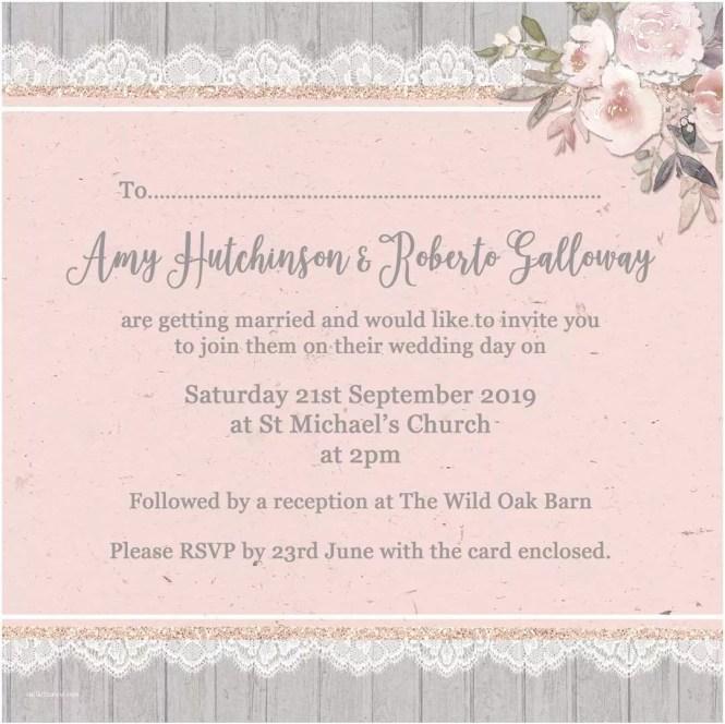 Plete Guide To Wedding Invitation