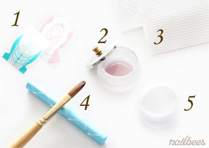 Rio Pop Acrylic Nail Extensions Kit