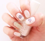 elephant nail art design nailbees