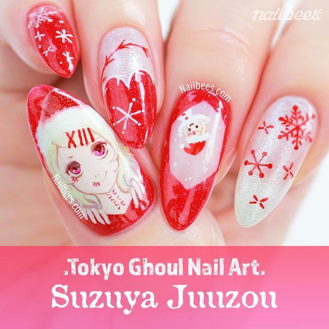 Suzuya Juuzou Nails