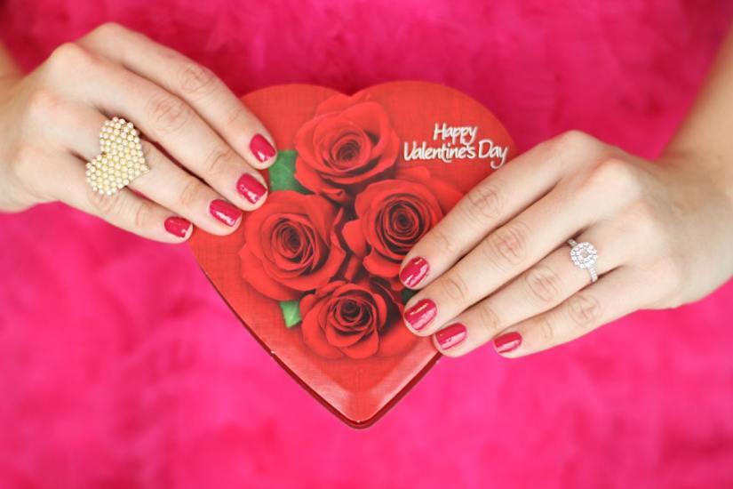 Decorated Manicures