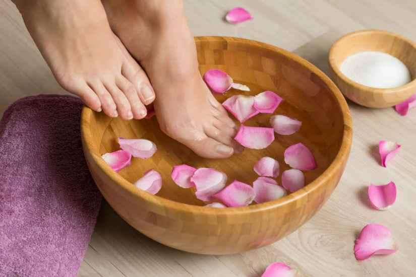 toenails care
