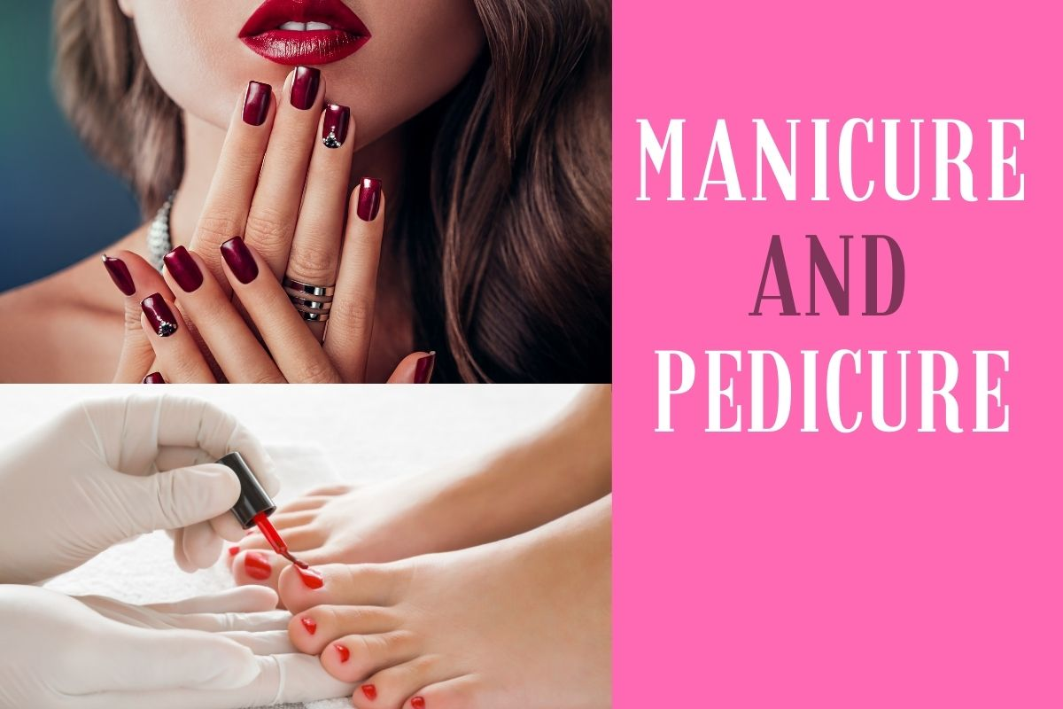 What Is Manicure And Pedicure