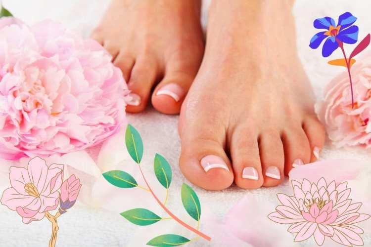 tips for feet