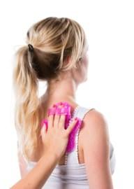 Flowee Massage Hand Roze (104)