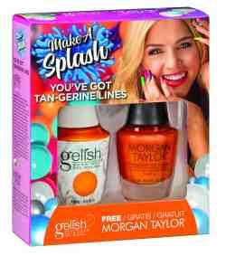 TOAK – You've Got Tan-Gerine Lines – Make a Splash