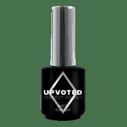 NailPerfect Soak Off Matte Topcoat UPVOTED