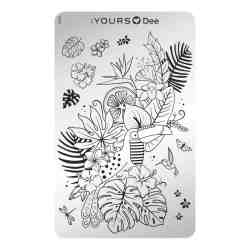 YOURS Stamping Tropical Vibes 8719324059725