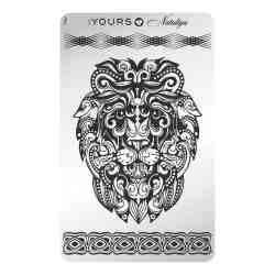 YOURS Stamping Plates Wild Soul 8719324059923