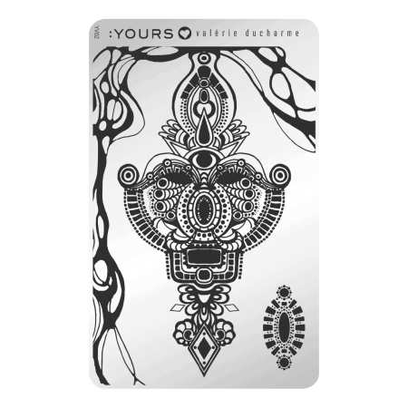 YOURS Stamping  Spiritual Mystery 8719925720123