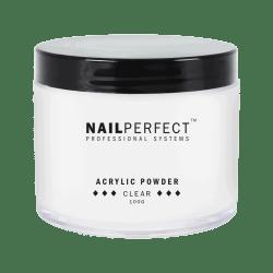 NailPerfect Acryl Poeder Clear 100gr.(1299851002)