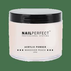 NailPerfect Acryl Poeder MakeOver Peach 100gr.(1299851041)