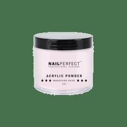 NailPerfect Acryl Poeder Make Over Rose 25gr.(1299851053)