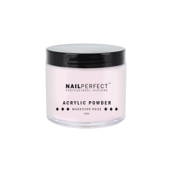 NailPerfect Acryl Poeder Make Over Rose 25gr.(1299851053)