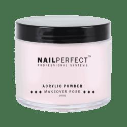 NailPerfect Acryl Poeder Make Over Rose 100gr.(1299851054)