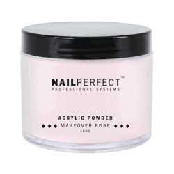 NailPerfect Acryl Poeder Make Over Rose 100gr.(1299851054)