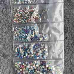 Crystal Nail Stone 11