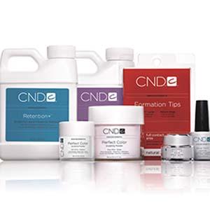 CND Liquid & Powder