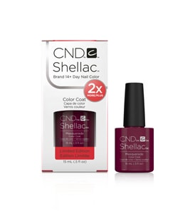 CND Shellac 15ml - Limited Edition