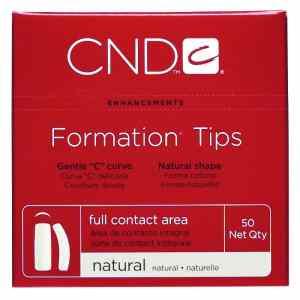 CND Formation natural 50pk