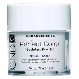 22g natural powder CND