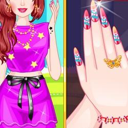 Barbie Nail Polish Games To Play