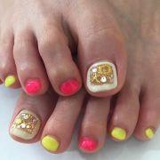 cutest toenail design ideas