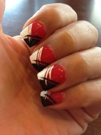 50 Red Nail Designs To Fall In Love With  NailDesignCode