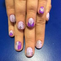 25 Cute & Beautiful Nail Designs for Kids  NailDesignCode