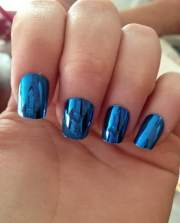 chrome mirror nail polish