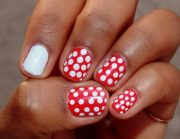 astounding accent nails add