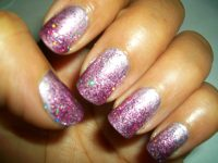 20 Gradient Glitter Ombre Nails to Add Glam  NailDesignCode