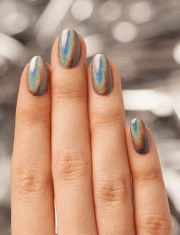 chrome mirror nail polish