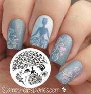 stamping nail arts &