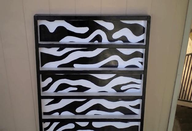 Diy Wood Nail Polish Rack Storage Anize Your Art Design
