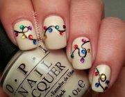ultimate easy holiday nail art