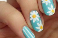 Ready, Set, DIY! Sweet Spring Daisy Nail Art Design