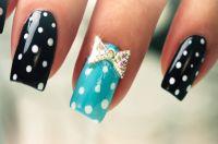 DIY | Try This Cute Polka Dot Nail Art Design For An ...
