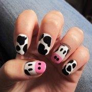 cutest animal nail art design