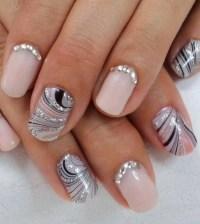 Most Pinned Diamond Nails On Pinterest