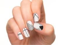 Nail Art Line Designs