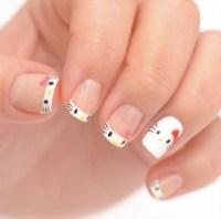 10 Cutest Hello Kitty Nail Art Ideas For Kids At Heart