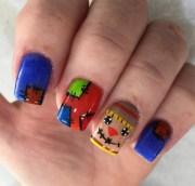 cute cartoon nails
