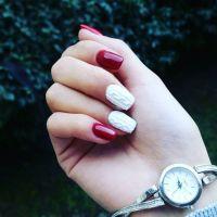 White Nail Polish Designs - Nail Ftempo