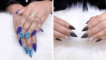 17 Design Ideas For Long And Short Square Nails