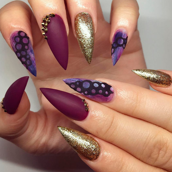 Extreme Nail Designs Images Art And Design Ideas 27 Sti For You