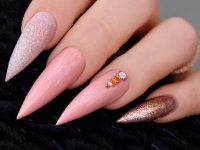 Brilliant Long Nail Designs To Try | NailDesignsJournal.com
