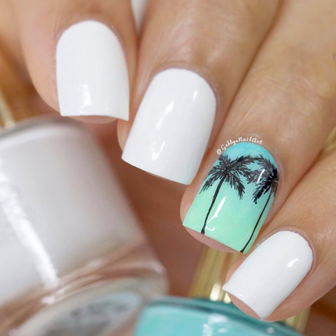 39 Fabulous Summer Nail Colors