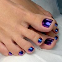 Beautiful Toe Nail Art Ideas To Try | NailDesignsJournal.com